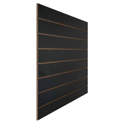 slatwall antraciet houtnerf 15cm