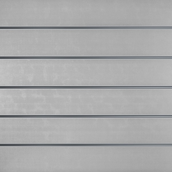 Slatwall wandpaneel Grijs 15cm