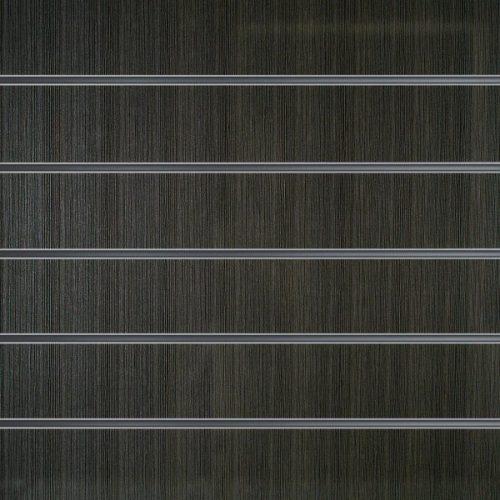 Slatwall wandpaneel Antraciet Houtnerf 10cm
