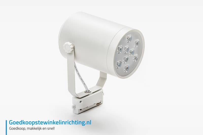 LED spot 12 watt (Helder Wit/Blauw)