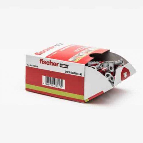 Fischer DuoPower Plug 8x40