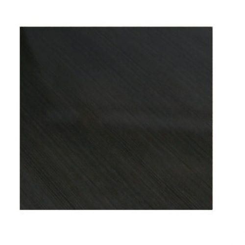 Gelamineerd MDF paneel 120x120cm Antraciet met houtnerf
