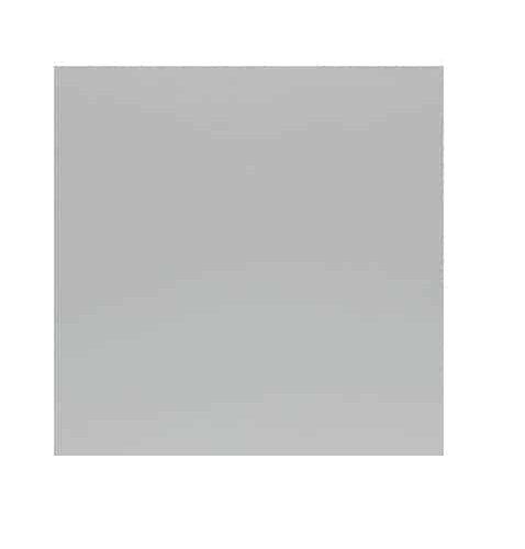 Gelamineerd MDF paneel 120x120cm Grijs