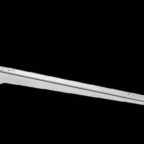 Slatwall Schapdrager Chroom 25cm